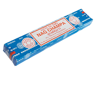 Vonné tyčinky Original Nag Champa, 15 tyčinek