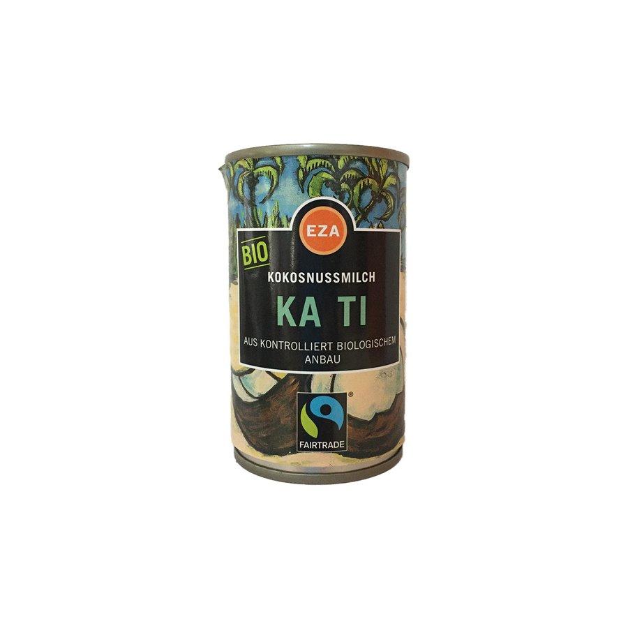 BIO kokosové mléko KA TI 160ml