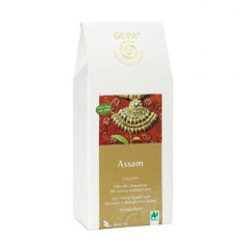Černý sypaný čaj Assam, GEPA, 100g