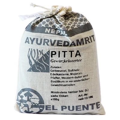Ajurvéda čaj Pitta, El Puente, 100g