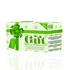 Dámské slipové vložky GIFT Pads – daily (30 ks)