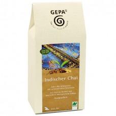 Černý sypaný čaj Chai s kořením, GEPA, 100g